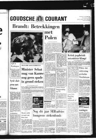 Goudsche Courant 1969-10-22