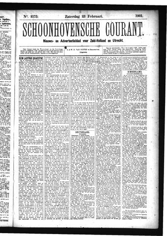Schoonhovensche Courant 1901-02-23