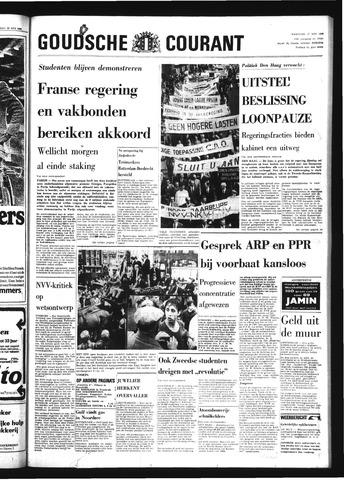 Goudsche Courant 1968-05-27