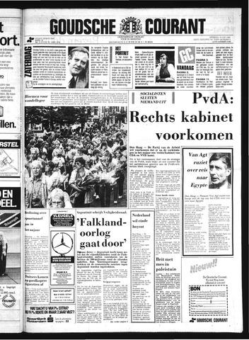 Goudsche Courant 1982-06-19