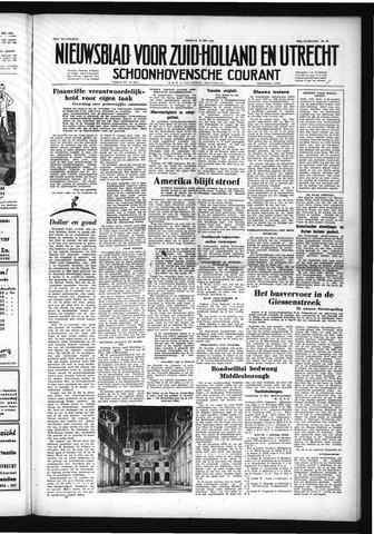Schoonhovensche Courant 1953-05-15