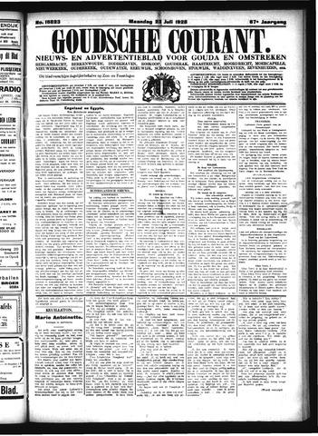 Goudsche Courant 1928-07-23