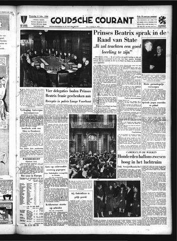 Goudsche Courant 1956-02-08
