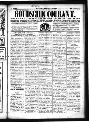 Goudsche Courant 1929-02-13