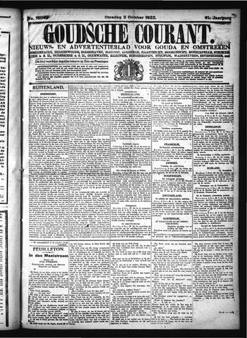 Goudsche Courant 1922-10-03