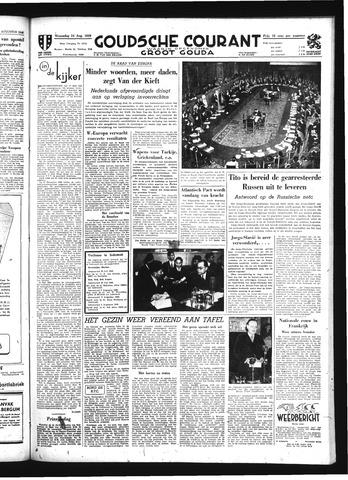 Goudsche Courant 1949-08-24