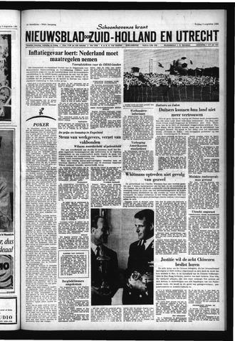 Schoonhovensche Courant 1966-08-05