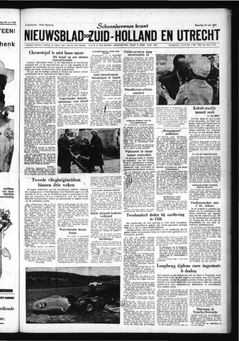 Schoonhovensche Courant 1960-05-23