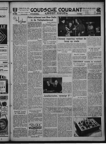 Goudsche Courant 1949-01-28