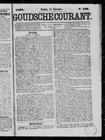 Goudsche Courant 1866-11-25