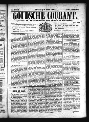 Goudsche Courant 1903-03-09
