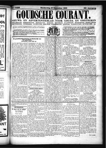 Goudsche Courant 1929-12-12