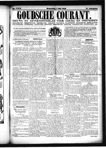 Goudsche Courant 1932-05-04