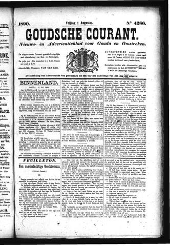 Goudsche Courant 1890-08-01
