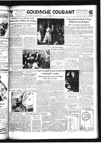 Goudsche Courant 1954-11-03