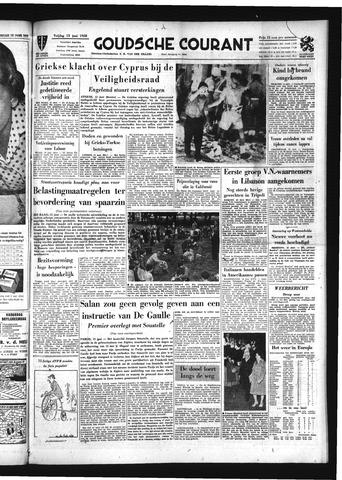 Goudsche Courant 1958-06-13