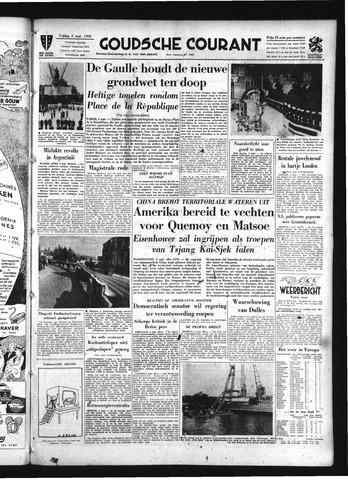 Goudsche Courant 1958-09-05