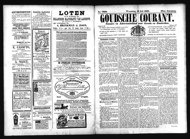 Goudsche Courant 1898-07-13