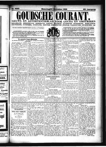 Goudsche Courant 1926-11-22
