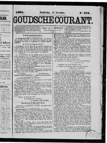 Goudsche Courant 1865-11-16