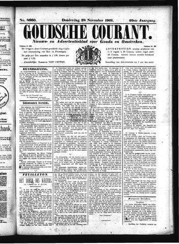 Goudsche Courant 1901-11-28