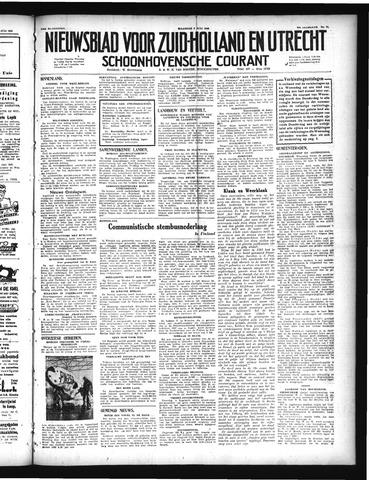 Schoonhovensche Courant 1948-07-05