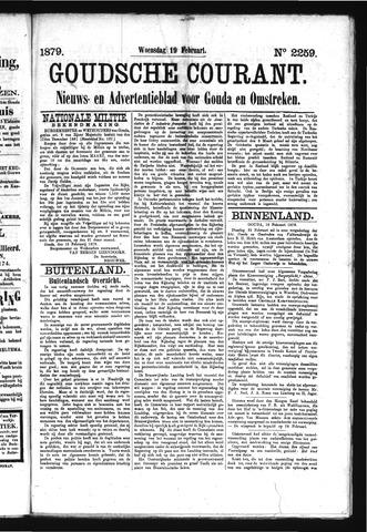 Goudsche Courant 1879-02-19