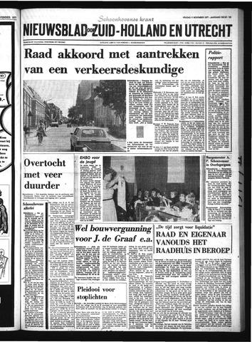 Schoonhovensche Courant 1977-11-11