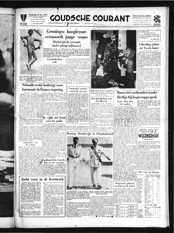 Goudsche Courant 1959-12-24