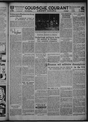 Goudsche Courant 1948-03-18