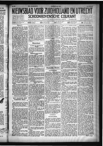 Schoonhovensche Courant 1932-07-25