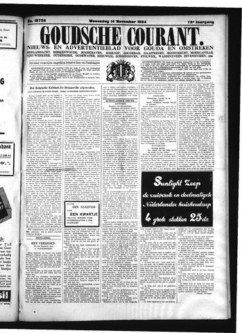 Goudsche Courant 1934-11-14