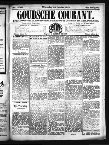 Goudsche Courant 1912-10-23