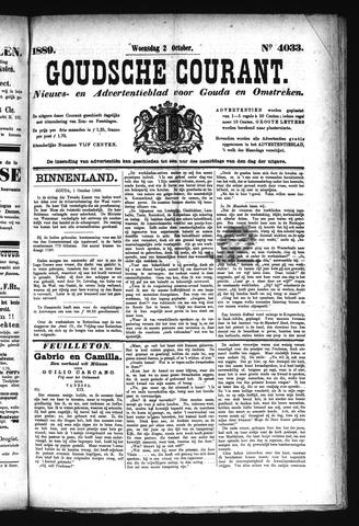 Goudsche Courant 1889-10-02