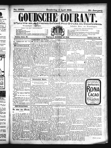 Goudsche Courant 1912-04-04