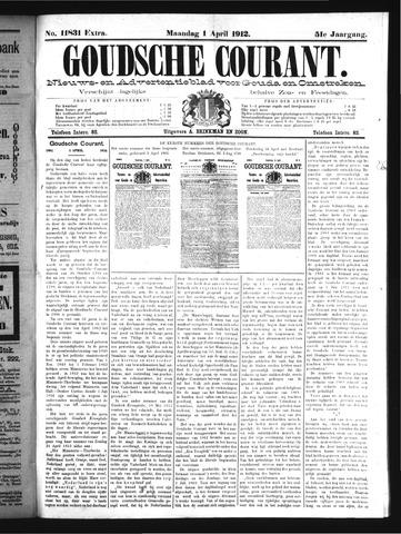 Goudsche Courant 1912-04-01