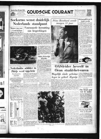 Goudsche Courant 1962-06-28