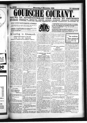 Goudsche Courant 1935-11-06