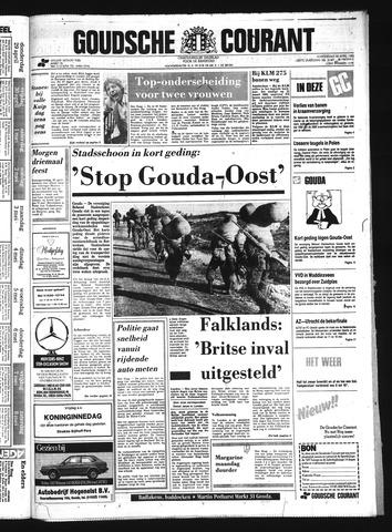 Goudsche Courant 1982-04-29