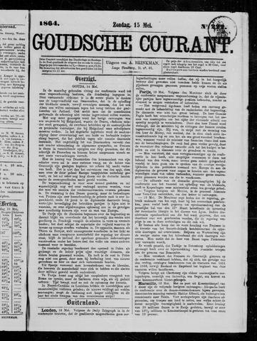 Goudsche Courant 1864-05-15