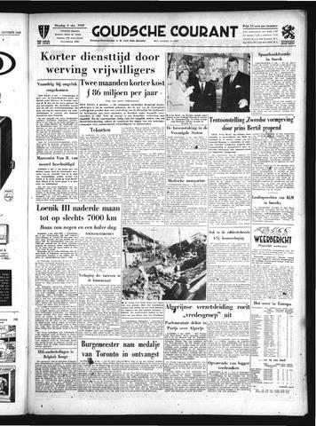 Goudsche Courant 1959-10-06