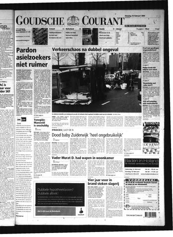 Goudsche Courant 2004-02-10