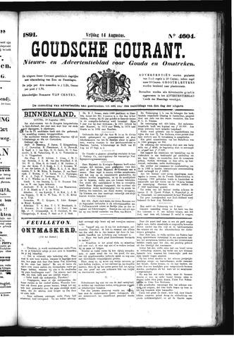 Goudsche Courant 1891-08-14