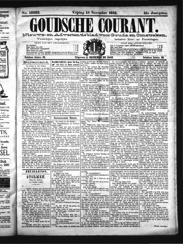 Goudsche Courant 1912-11-15