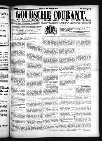 Goudsche Courant 1933-03-14