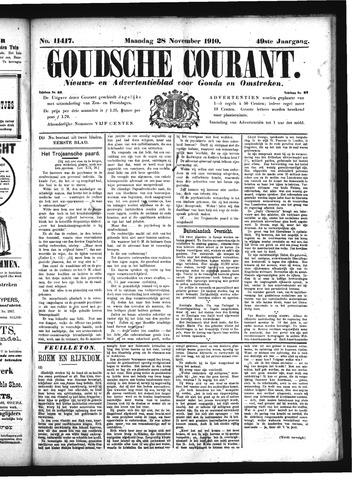 Goudsche Courant 1910-11-28