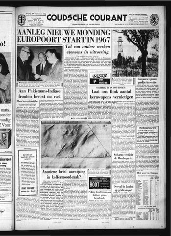 Goudsche Courant 1965-09-24