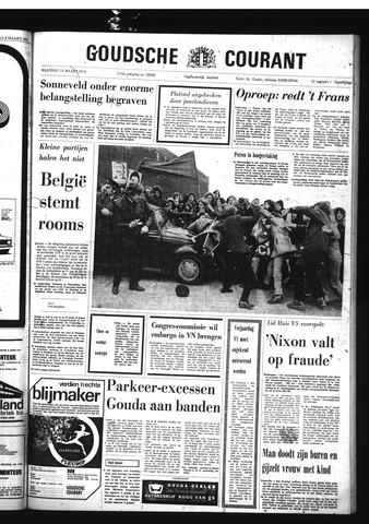 Goudsche Courant 1974-03-11