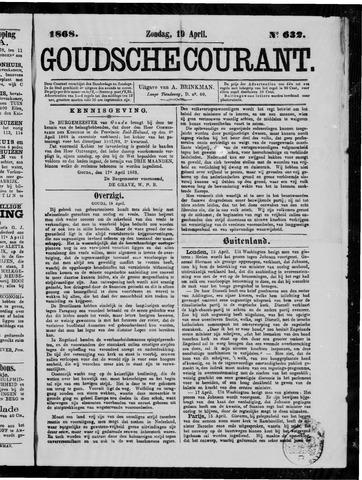 Goudsche Courant 1868-04-19