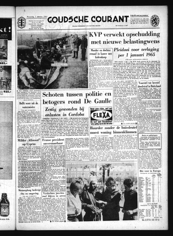 Goudsche Courant 1964-10-07